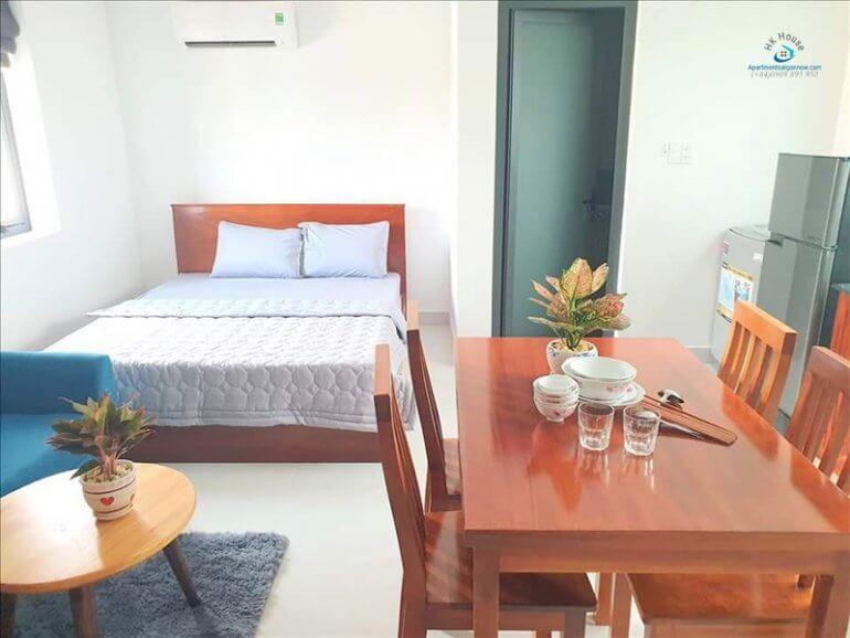 Căn hộ dịch vụ Nguyễn Đức Thuận dạng studio nhỏ ID 486 số 5