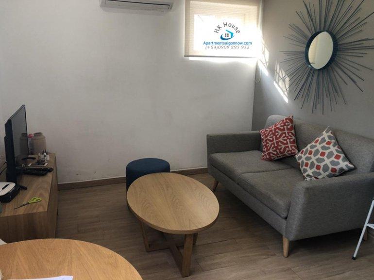 Căn hộ dịch vụ 1 phòng ngủ đường Nguyễn Trãi quận 1 ID 101 số 4