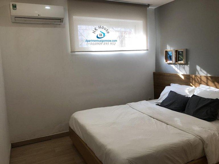 Căn hộ dịch vụ 1 phòng ngủ đường Nguyễn Trãi quận 1 ID 101 số 5
