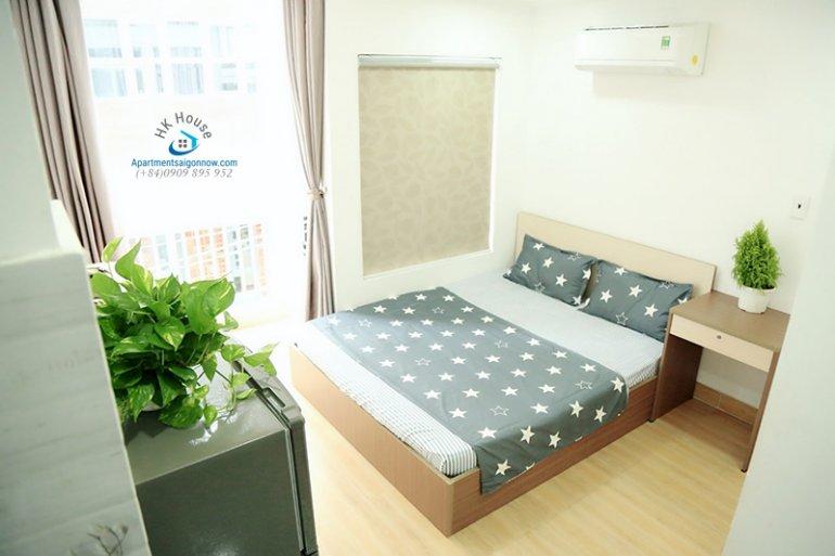 Căn hộ dịch vụ cho thuê trên đường Phan Đăng Lưu quận Phú Nhuận ID 628 số 1