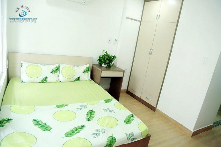 Căn hộ dịch vụ cho thuê trên đường Phan Đăng Lưu quận Phú Nhuận ID 628 số 2
