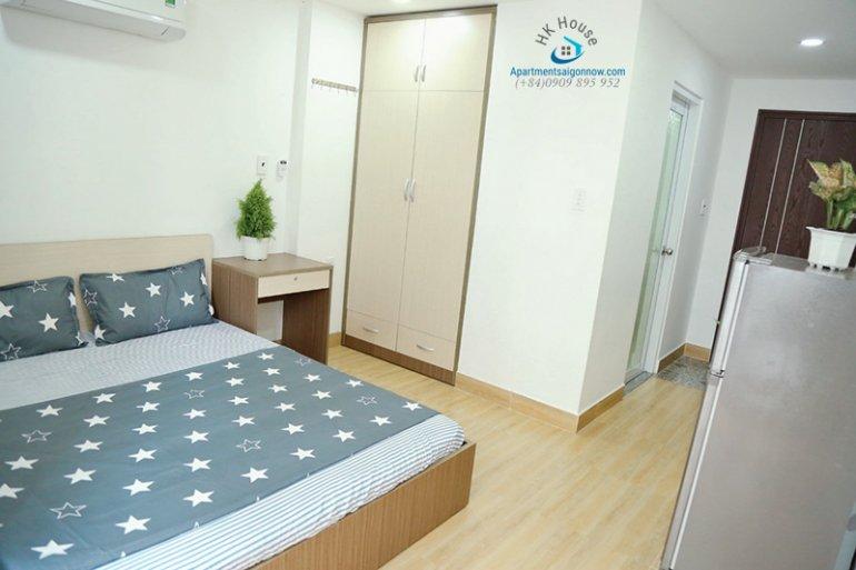 Căn hộ dịch vụ cho thuê trên đường Phan Đăng Lưu quận Phú Nhuận ID 628 số 10