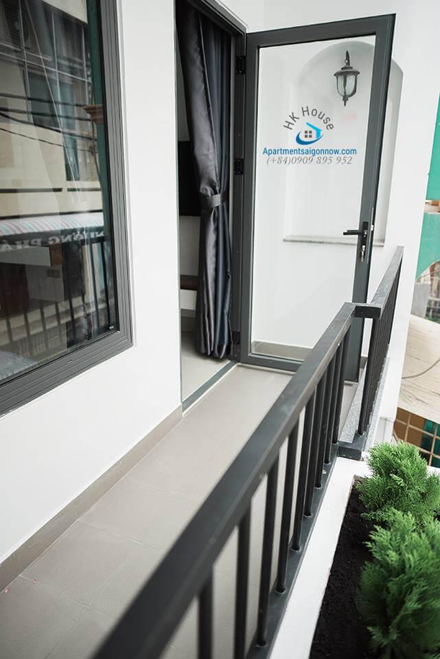 Căn hộ dịch vụ đường Cao Thắng quận 3 dạng studio ID 389 số 5
