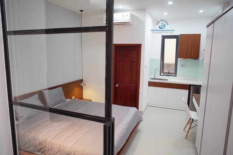 Căn hộ dịch vụ đường Cao Thắng quận 3 dạng 1 phòng ngủ ID 389 số 1