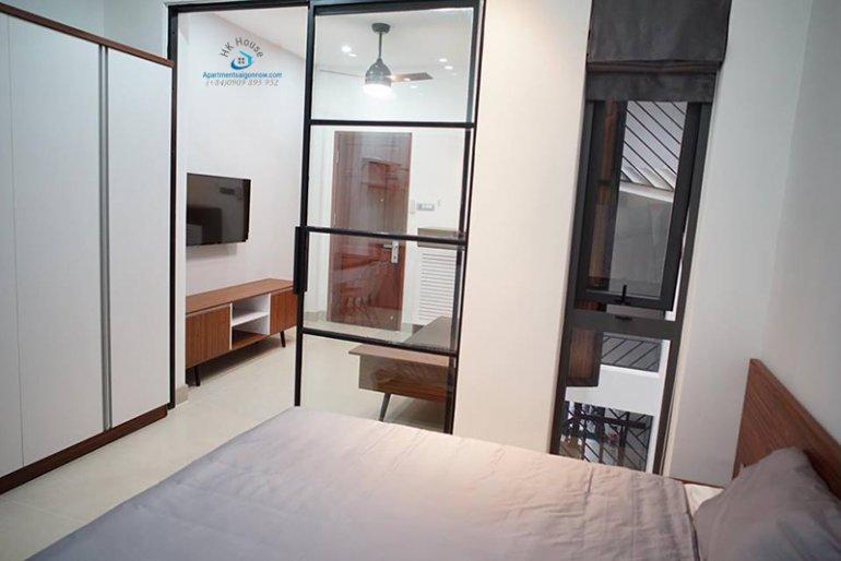 Căn hộ dịch vụ đường Cao Thắng quận 3 dạng 1 phòng ngủ ID 389 số 6