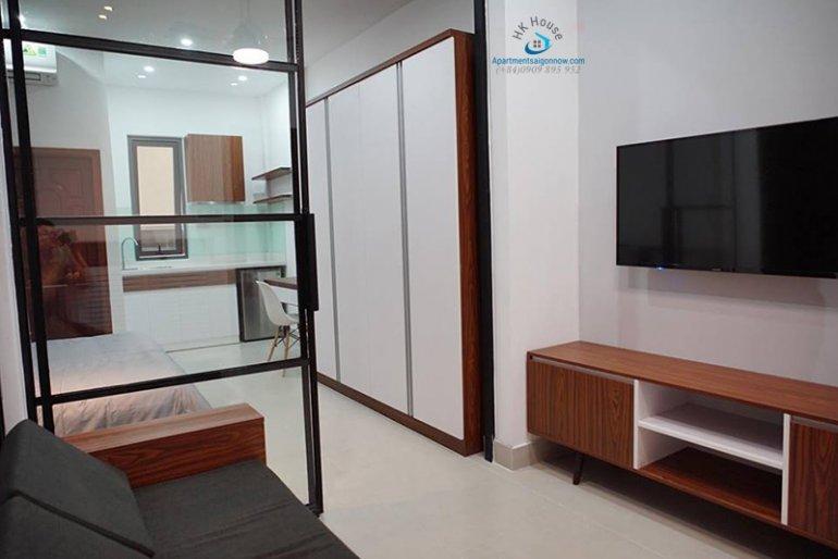 Căn hộ dịch vụ đường Cao Thắng quận 3 dạng 1 phòng ngủ ID 389 số 7