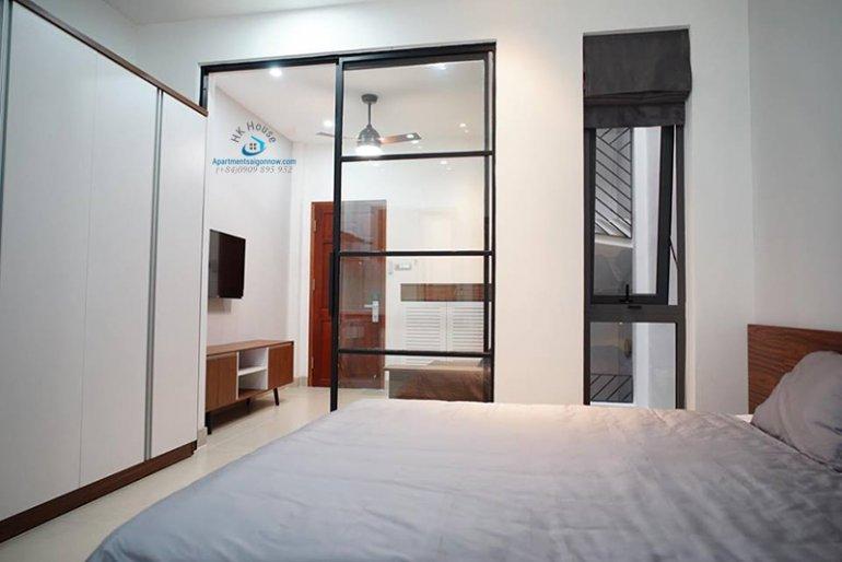 Căn hộ dịch vụ đường Cao Thắng quận 3 dạng 1 phòng ngủ ID 389 số 8