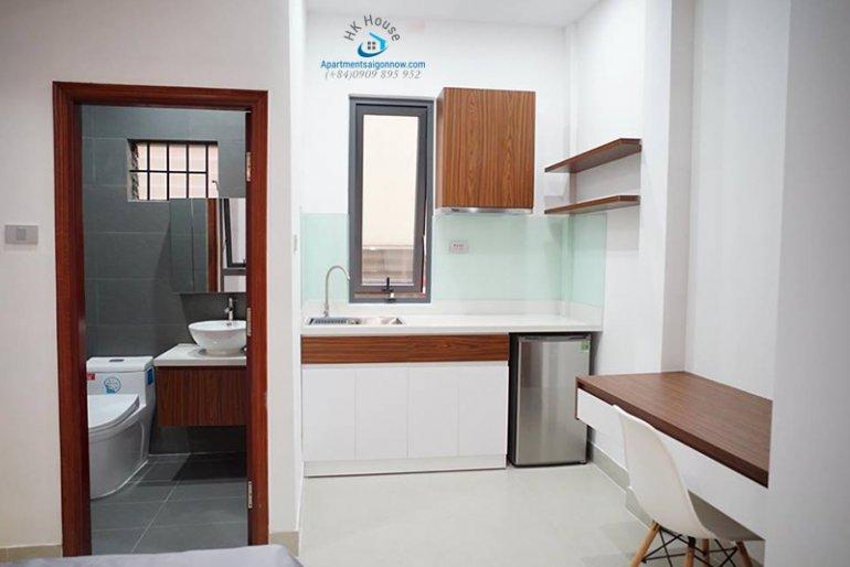 Căn hộ dịch vụ đường Cao Thắng quận 3 dạng 1 phòng ngủ ID 389 số 9