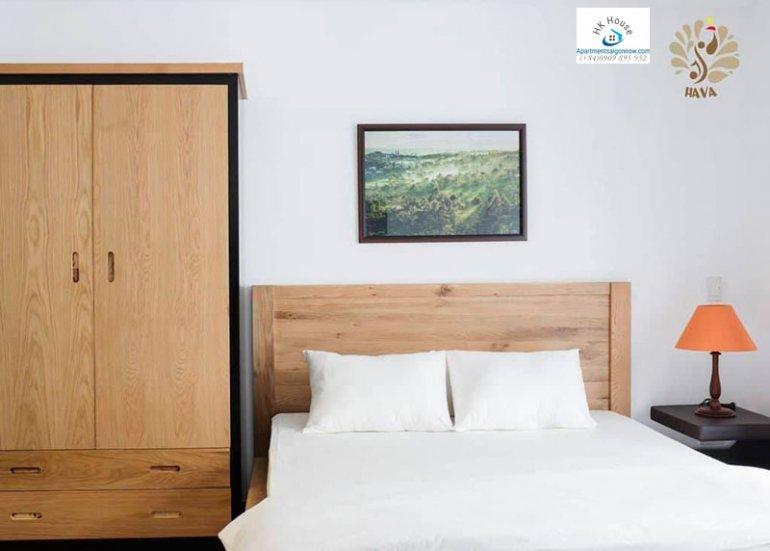 Căn hộ dịch vụ đường Nguyễn Văn Thủ quận 1 dạng 1 phòng ngủ ID 446 số 1