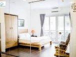 Căn hộ dịch vụ đường Nguyễn Văn Thủ quận 1 dạng 1 phòng ngủ ID 446 số 12