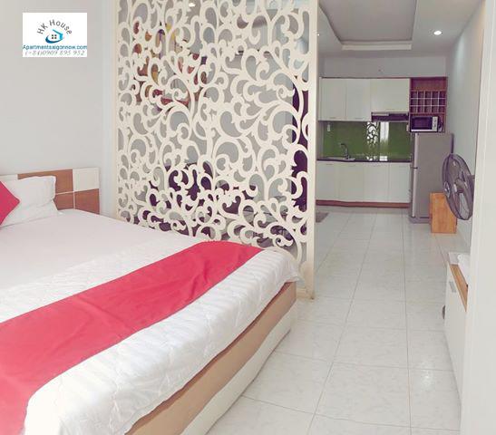 Căn hộ dịch vụ đường Lê Văn Sỹ quận Phú Nhuận dạng studio 3 ID 592 số 1