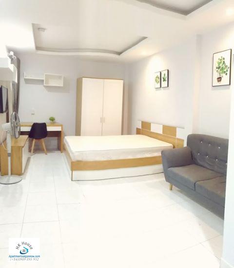 Căn hộ dịch vụ đường Lê Văn Sỹ quận Phú Nhuận dạng studio 2 ID 592 số 2