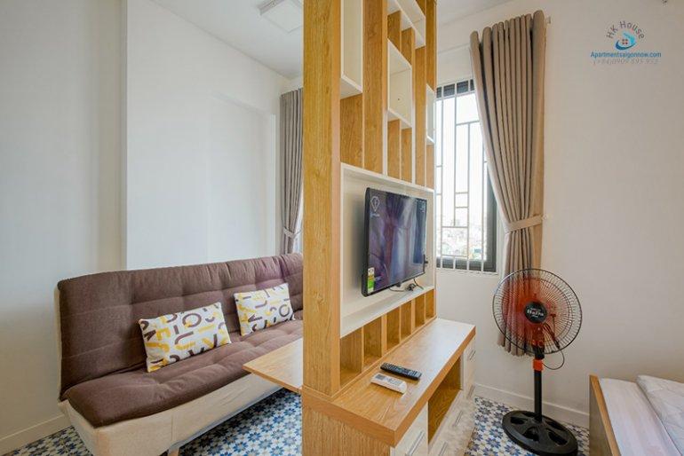 Căn hộ dịch vụ đường Hồ Văn Huê quận Phú Nhuận dạng studio lớn ID 627 số 9