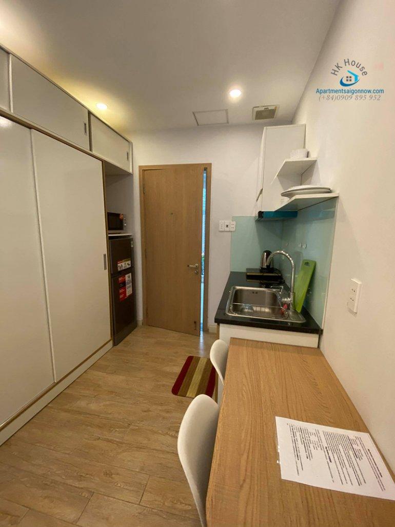 Căn hộ dịch vụ đường Võ Thị Sáu quận 3 tầng trệt dạng studio ID 292 số 2