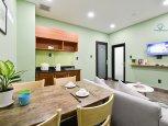Căn hộ dịch vụ đường Nguyễn Thượng Hiền quận Bình Thạnh với 2 phòng ngủ ID 625 số 13