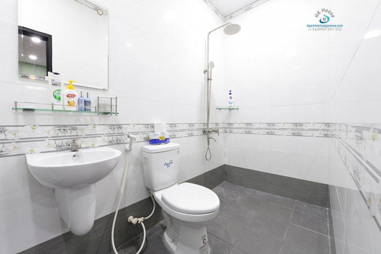 Căn hộ dịch vụ đường Nguyễn Thượng Hiền quận Bình Thạnh với 2 phòng ngủ ID 625 số 14