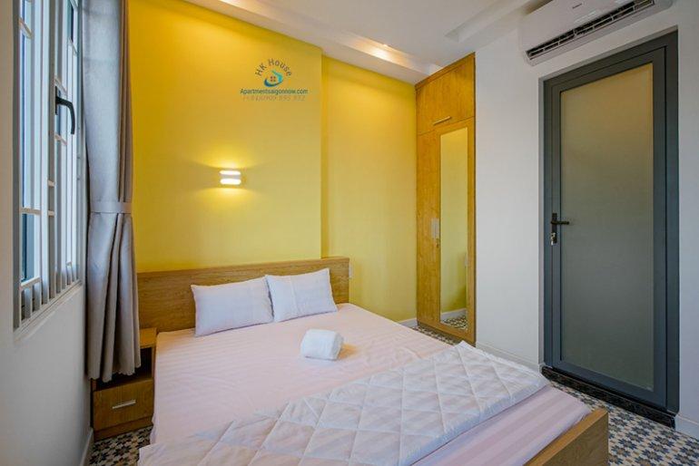 Căn hộ dịch vụ đường Hồ Văn Huê quận Phú Nhuận dạng studio lớn ID 627 số 14