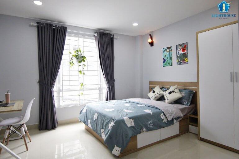 Căn hộ dịch vụ đường Trần Đình Xu quận 1 dạng studio ID 629 số 7