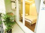 Căn hô dịch vụ đường Nguyễn Bá Huân quận 2 dạng 2 phòng ngủ ID 630 số 1