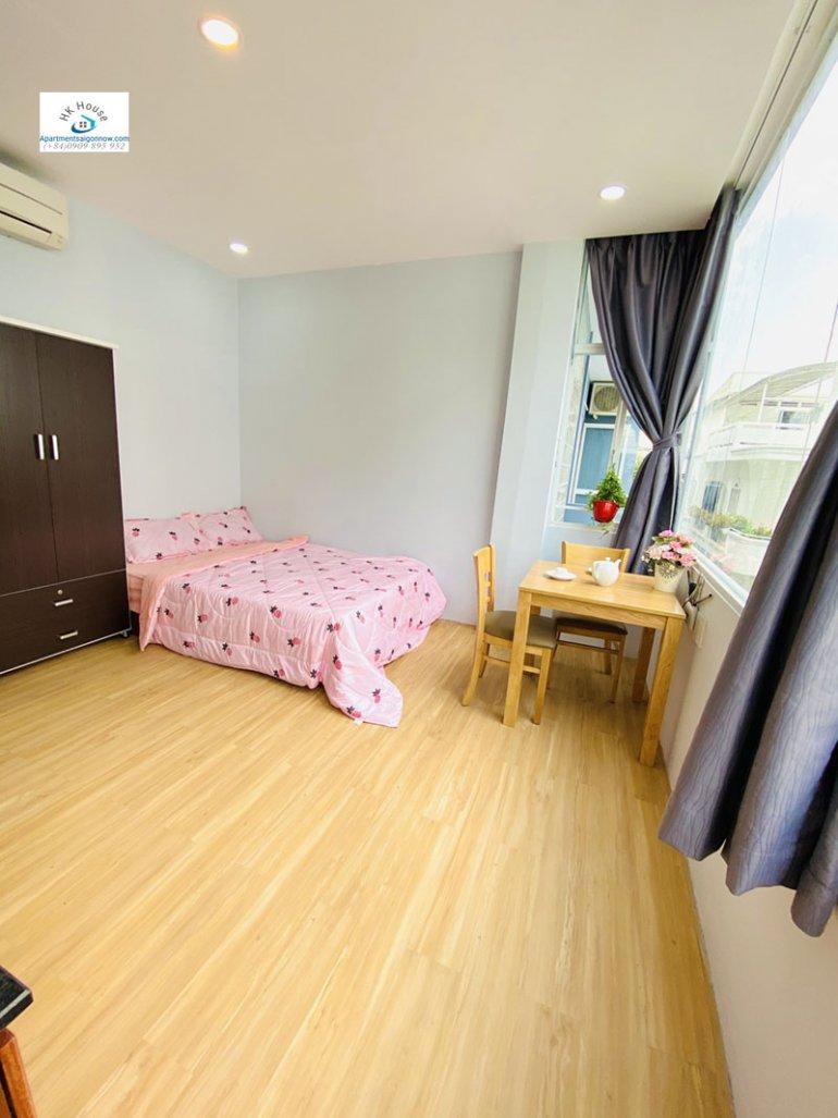 Căn hộ dịch vụ đường Nguyễn Cửu Vân dạng studio nhỏ quận Bình Thạnh ID 631 số 5