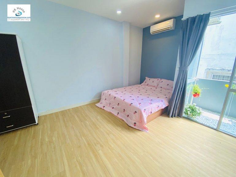 Căn hộ dịch vụ đường Nguyễn Cửu Vân dạng studio lớn quận Bình Thạnh ID 631 số 1