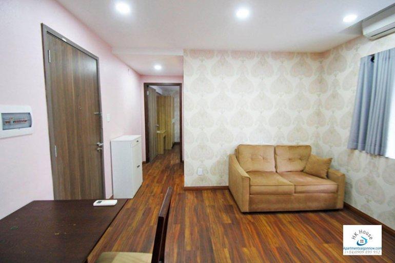 Căn hộ dịch vụ đường Tống Hữu Định quận 2 dạng 1 phòng ngủ ID 314 số 9