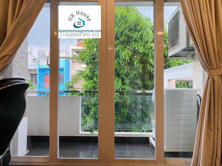 Căn hộ dịch vụ đường Nguyễn Thượng Hiền quận Phú Nhuận dạng 1pn ID PN/9.602 số 1
