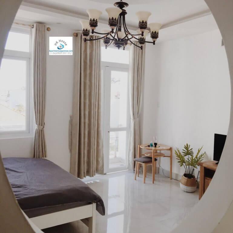 Căn hộ dịch vụ đường Nguyễn Cửu Vân quận 1 dạng 1 phòng ngủ ID 382 số 3