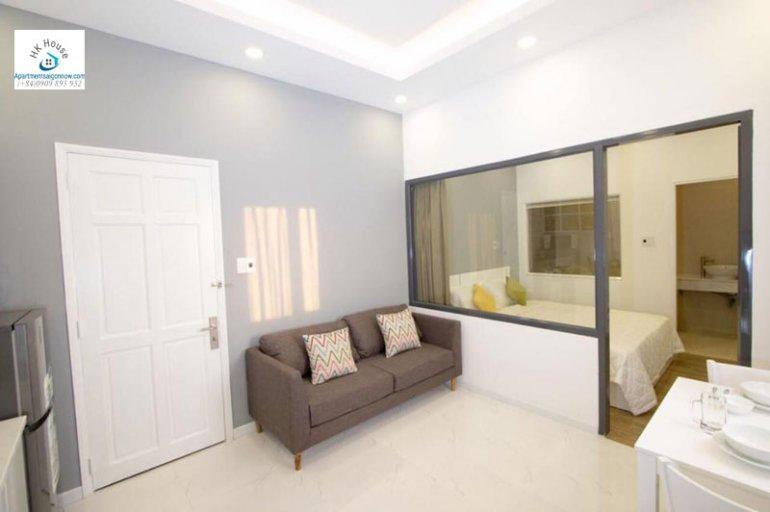 Căn hộ dịch vụ đường Phạm Thế Hiển quận 8 dạng 1 phòng ngủ với cửa sổ nhỏ ID 55 số 3