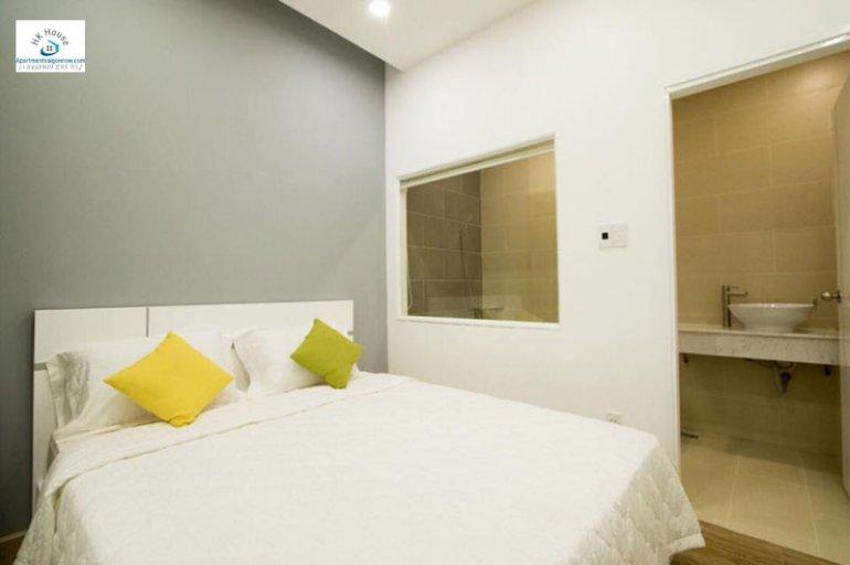 Căn hộ dịch vụ đường Phạm Thế Hiển quận 8 dạng 1 phòng ngủ với cửa sổ nhỏ ID 55 số 4