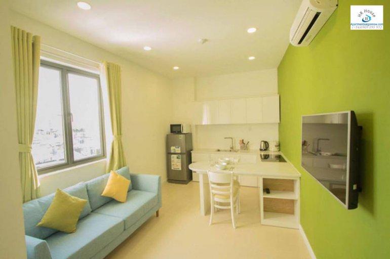 Căn hộ dịch vụ đường Phạm Thế Hiển quận 8 dạng 1 phòng ngủ với nhiều cửa sổ ID 55 số 2