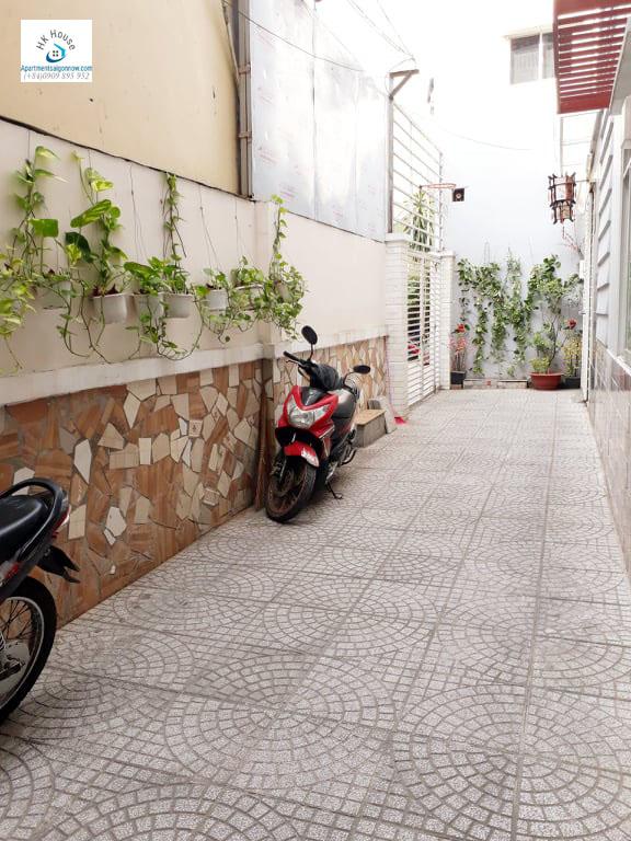 Căn hộ dịch vụ đường Phan Đình Phùng quận Phú Nhuận dạng 1 phòng ngủ ID 396 số 6