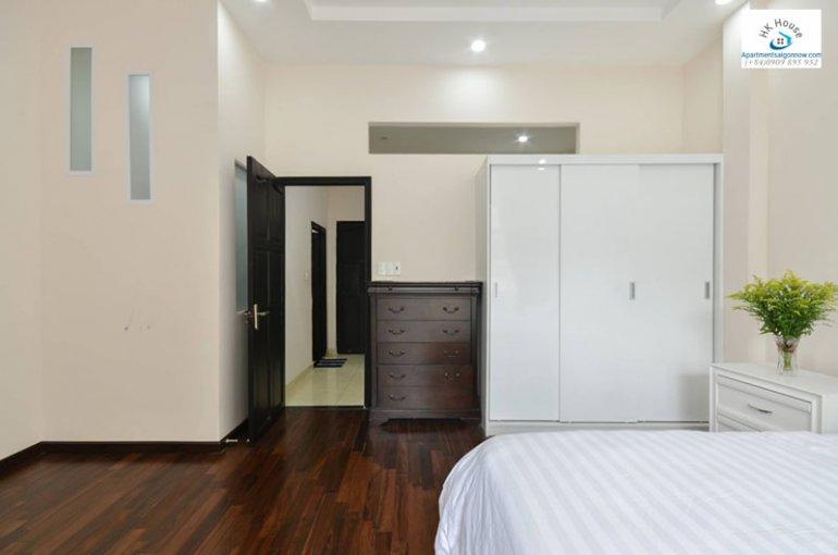 Căn hộ dịch vụ đường Trần Văn Đang quận 3 dạng 1 phòng ngủ ID 521 số 2