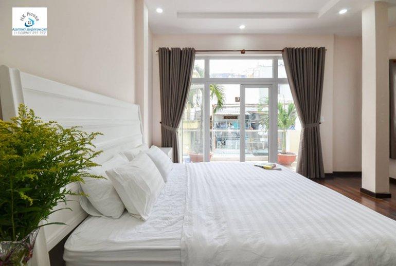 Căn hộ dịch vụ đường Trần Văn Đang quận 3 dạng 1 phòng ngủ ID 521 số 6