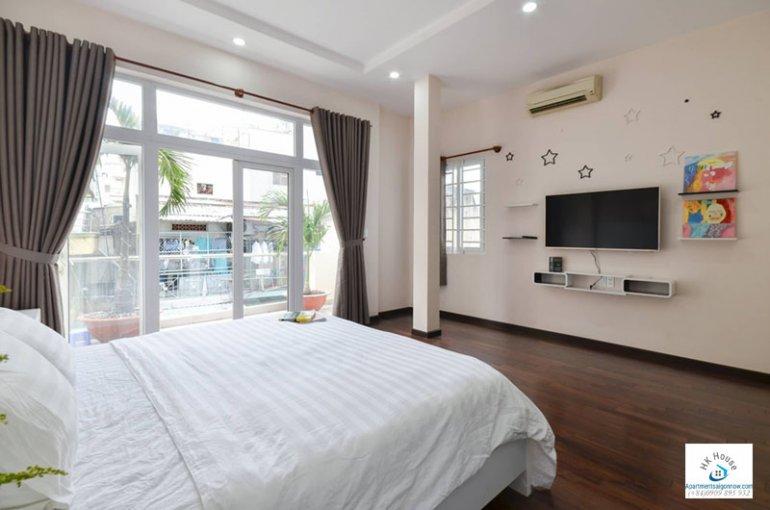 Căn hộ dịch vụ đường Trần Văn Đang quận 3 dạng 1 phòng ngủ ID 521 số 8