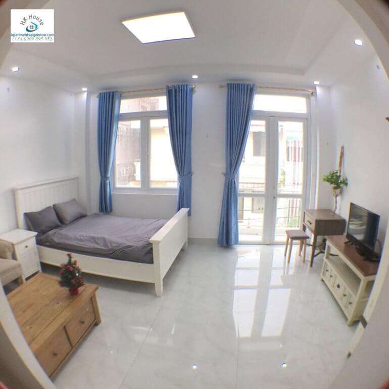 Căn hộ dịch vụ đường Nguyễn Cửu Vân quận 1 dạng 1 phòng ngủ ID 382 số 6