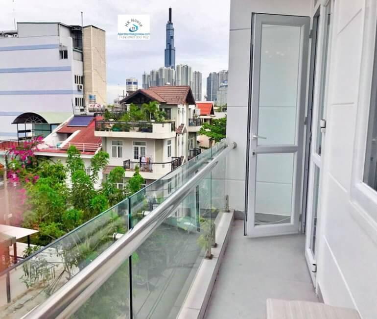 Căn hộ dịch vụ đường Nguyễn Cửu Vân quận 1 dạng 1 phòng ngủ ID 382 số 8