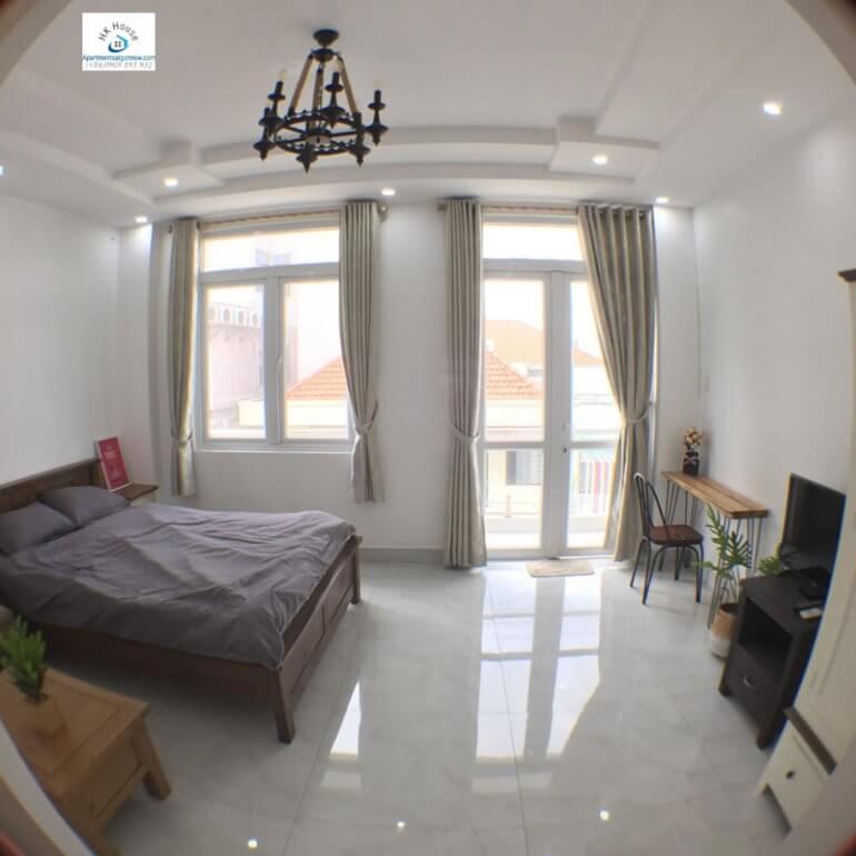 Căn hộ dịch vụ đường Nguyễn Cửu Vân quận 1 dạng 1 phòng ngủ ID 382 số 9