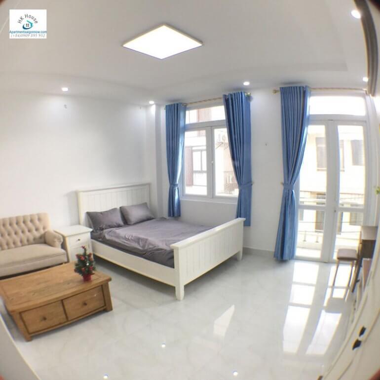 Căn hộ dịch vụ đường Nguyễn Cửu Vân quận 1 dạng 1 phòng ngủ ID 382 số 10