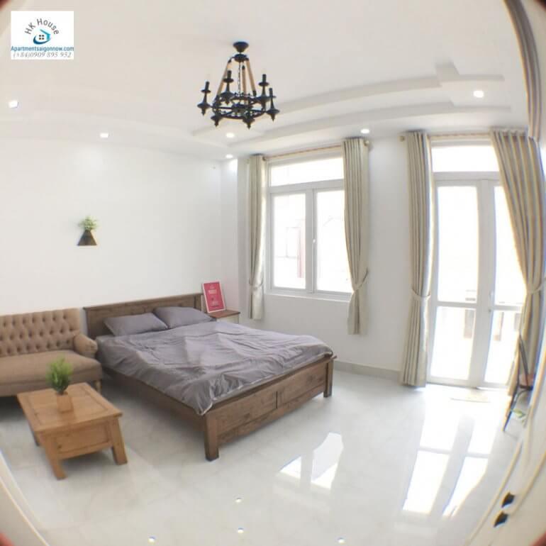 Căn hộ dịch vụ đường Nguyễn Cửu Vân quận 1 dạng 1 phòng ngủ ID 382 số 12