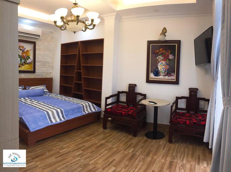 Căn hộ dịch vụ đường Phan Đình Phùng quận Phú Nhuận dạng 1 phòng ngủ ID 396 số 9
