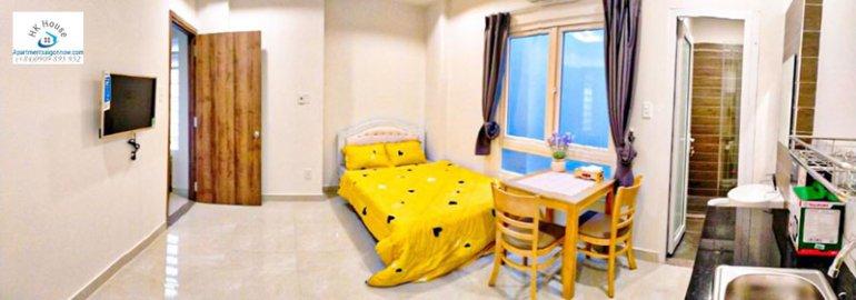 Căn hộ dịch vụ đường Phan Văn Hân quận Bình Thạnh dạng studio lớn ID 632 số 2