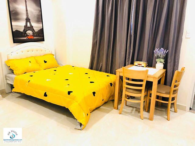 Căn hộ dịch vụ đường Phan Văn Hân quận Bình Thạnh dạng studio lớn ID 632 số 3
