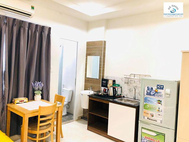 Căn hộ dịch vụ đường Phan Văn Hân quận Bình Thạnh dạng studio lớn ID 632 số 4
