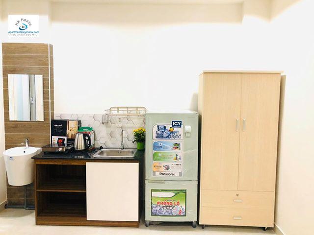 Căn hộ dịch vụ đường Phan Văn Hân quận Bình Thạnh dạng studio lớn ID 632 số 5