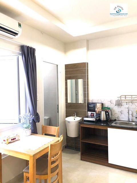 Căn hộ dịch vụ đường Phan Văn Hân quận Bình Thạnh dạng studio lớn ID 632 số 7