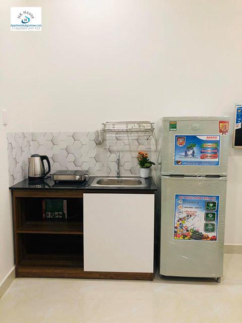Căn hộ dịch vụ đường Phan Văn Hân quận Bình Thạnh dạng studio nhỏ ID 632 số 5