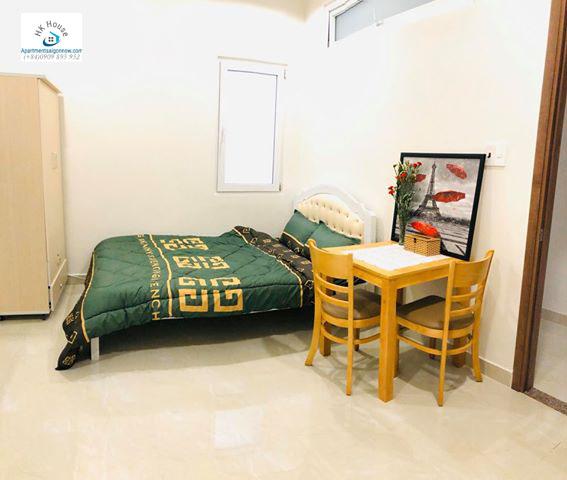 Căn hộ dịch vụ đường Phan Văn Hân quận Bình Thạnh dạng studio nhỏ ID 632 số 8