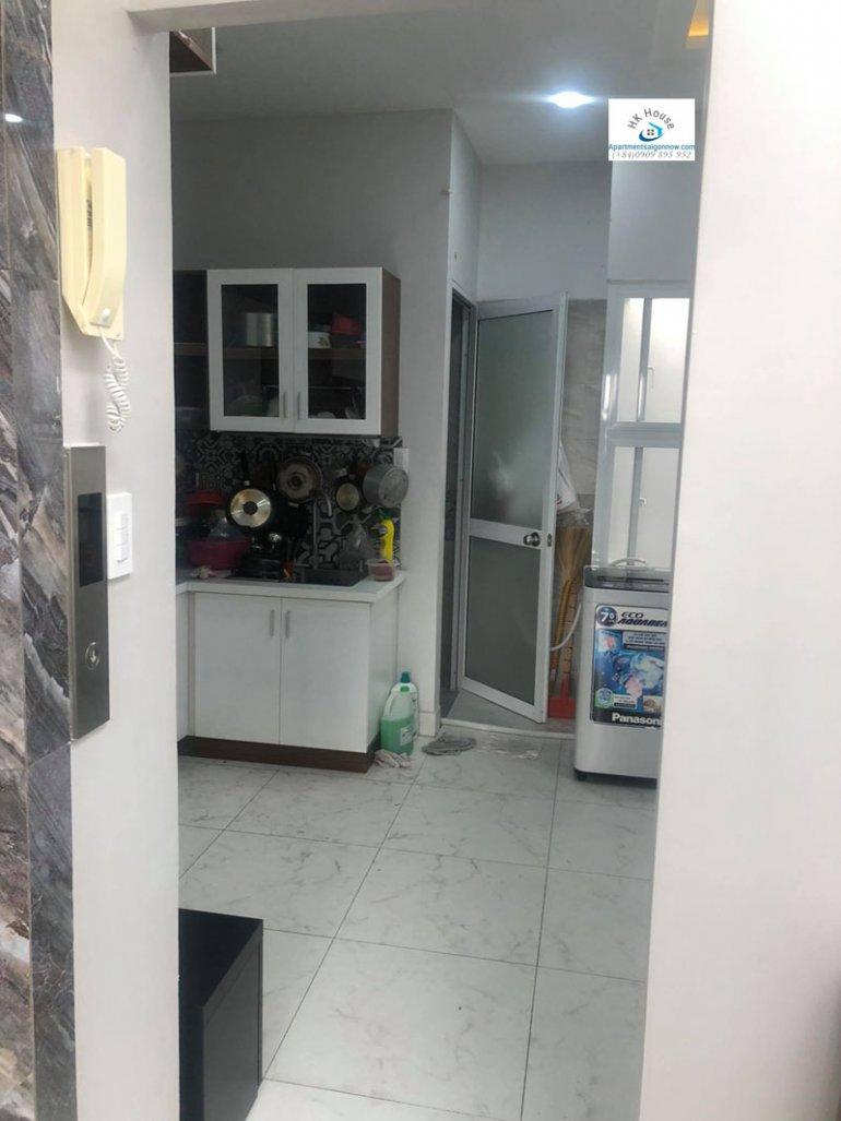Căn hộ dịch vụ đường Nguyễn Trãi quận 1 dạng 1 phòng ngủ ID 636 số 6