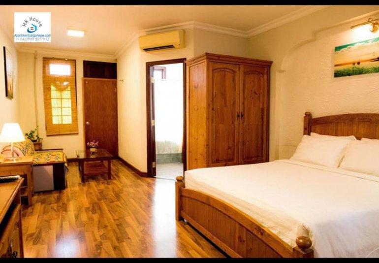 Căn hộ dịch vụ đường Huỳnh Tịnh Của quận 3 dạng 1 phòng ngủ ID 328 số 6